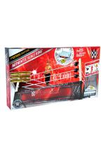 WWE authentic real scale raw wrestling ring