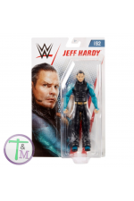 Jeff Hardy - Basic 92 wwe Figure