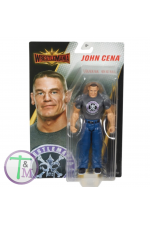John Cena - Wrestlemania basic
