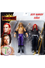 Jeff Hardy & Edge WM 35 Battlepack