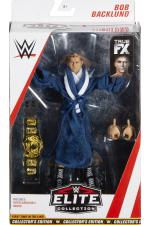 Bob Backlund wwe elite series 63 wrestling figure Mattel