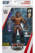 Cedric Alexander - wwe elite series 67