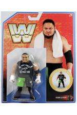 Samoa Joe - wwe retro series 9