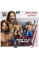 Daniel Bryan & AJ Styles Battle Pack 61