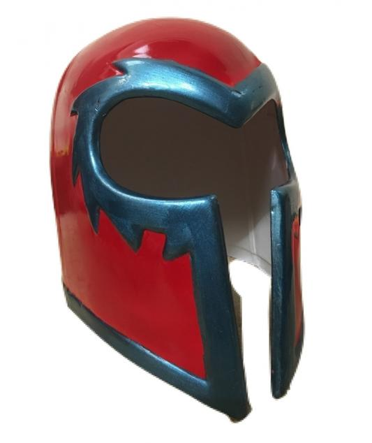 Magneto Red - X-Men Movie Cosplay Mask