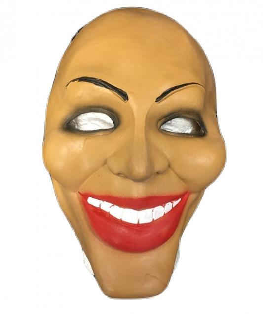 The Purge Movie Latex Original Halloween Mask Cosplay