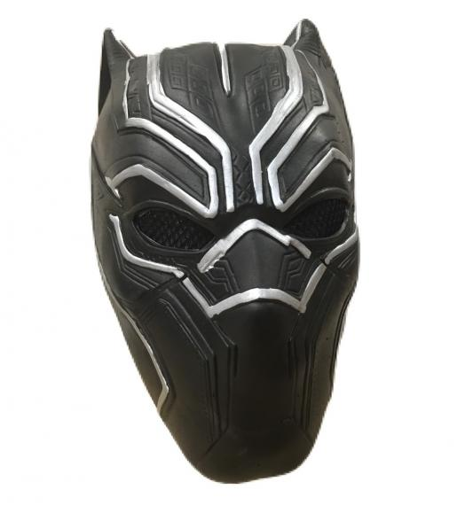 Black Panther - Marvel Movie Cosplay Mask