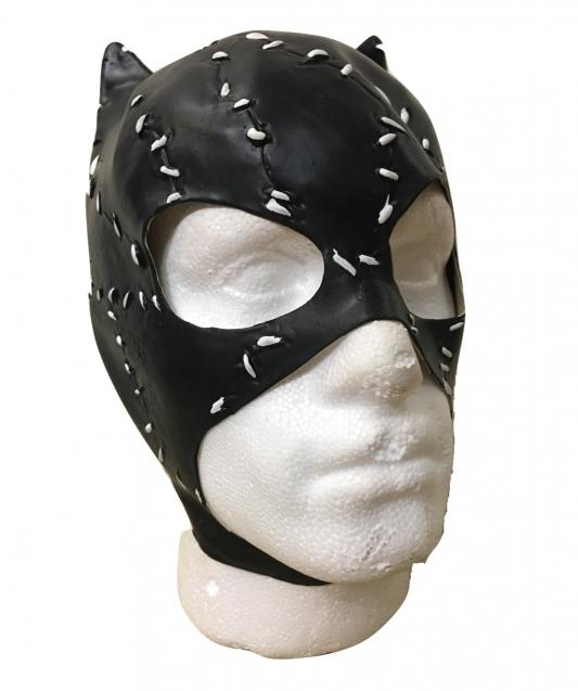 356f76827a Catwoman - DC Comics Style Cosplay Latex Mask