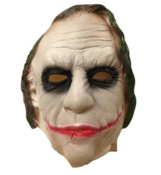 Joker - Batman Movie Cosplay Mask Dress Up