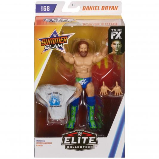 Daniel Bryan WWE Mattel Elite Series 68 Action Figure NEW
