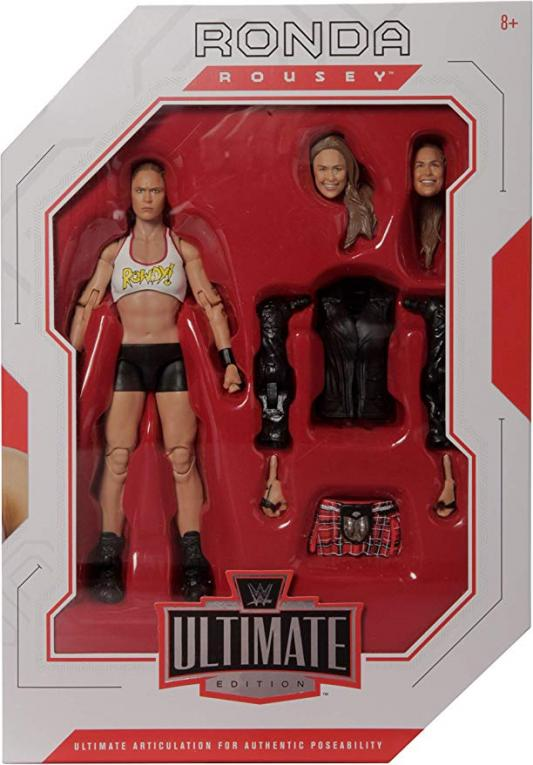 Ronda Rousey Ultimate Edition