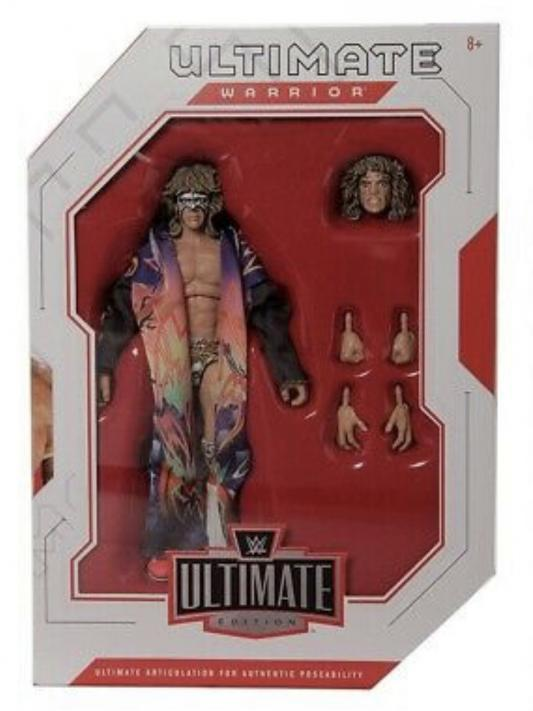 The Ultimate Warrior Ultimate Edition Wrestling Figure